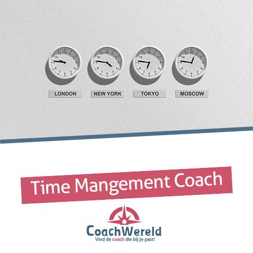 Time mangement Coach
